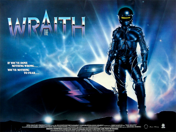 Cult Film Club Podcast Episode #1: The Wraith