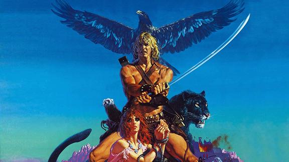 Cult Film Club Podcast Episode 4: The Beastmaster!