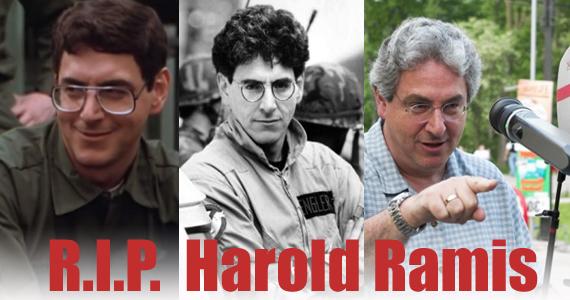 Cult Film Club Episode 13: Tribute to Harold Ramis