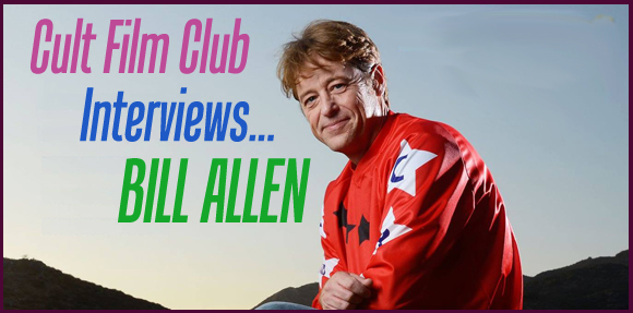 Cult Film Club Episode 17: Interview with Bill Allen