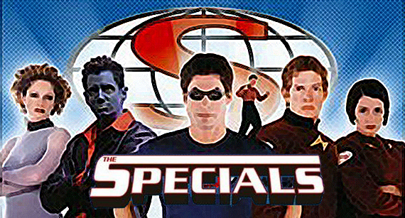 Cult Film Club Episode 19: The Specials