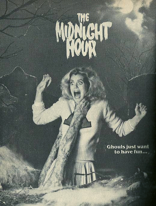 Might Night Hour TV Guide 1985