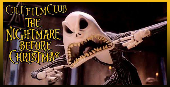Cult Film Club Episode 39: The Nightmare Before Christmas